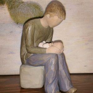 "Willow Tree ""NEW DAD"" Susan Lordi"